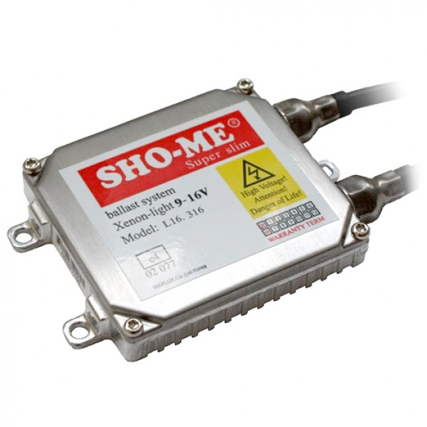 Sho-Me Super Slim 9-16V